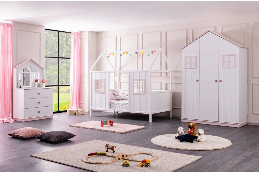 Bodrum Montessori Çocuk Odası Takımı