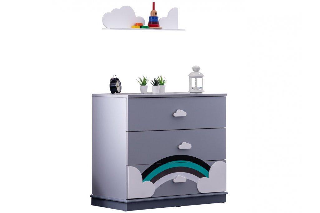Bulut Montessori Bebek Odası Takımı