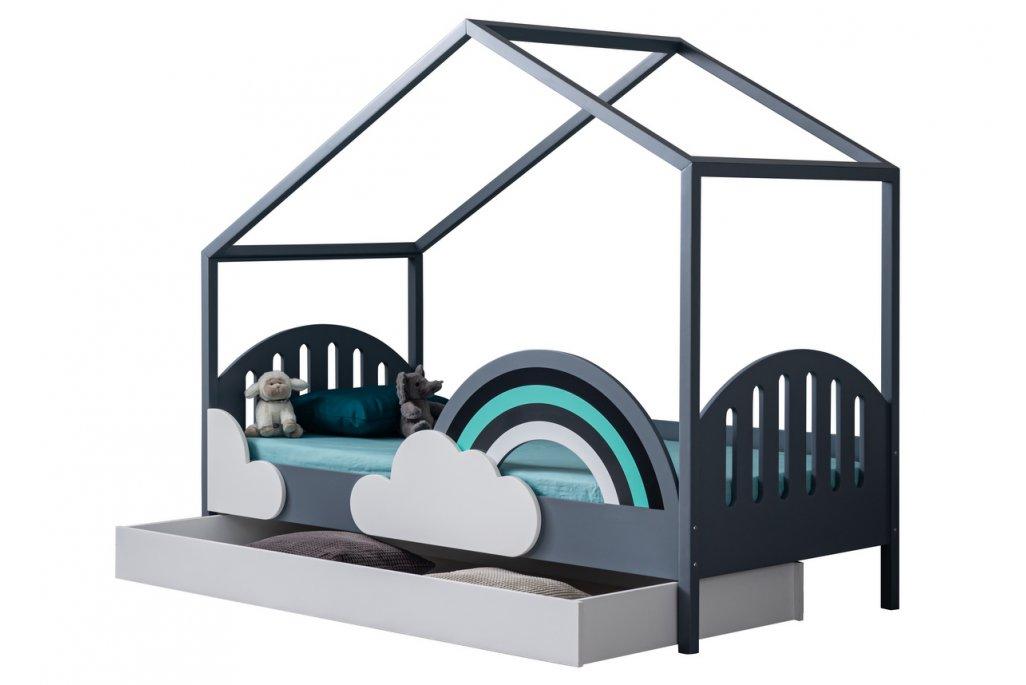 Bulut Montessori Yavrulu Yatak