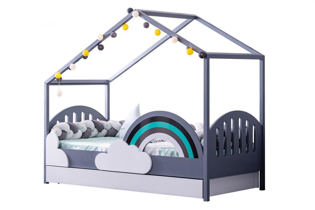 Bulut Yavrulu Montessori Çocuk Odası Takımı