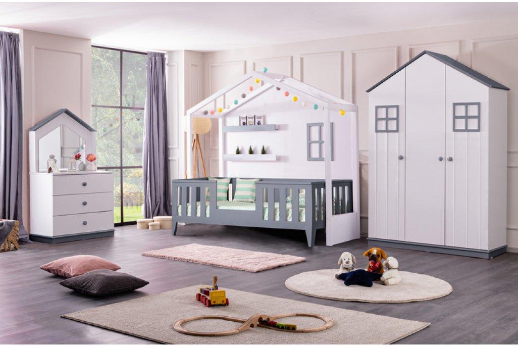 Çeşme Montessori Çocuk Odası Takımı