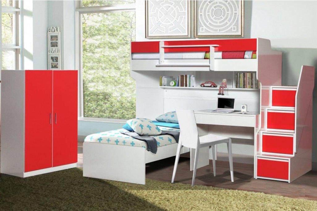 Cesur Ranzalı Genç Odası 5 Renk