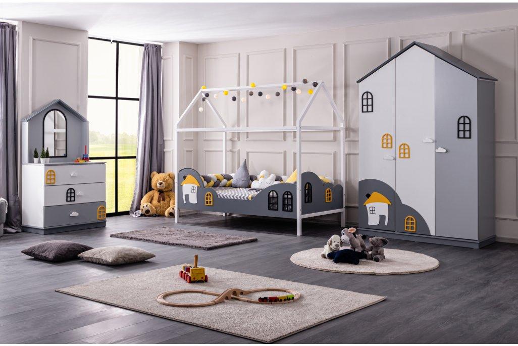 Dolce Montessori Çocuk Odası Takımı