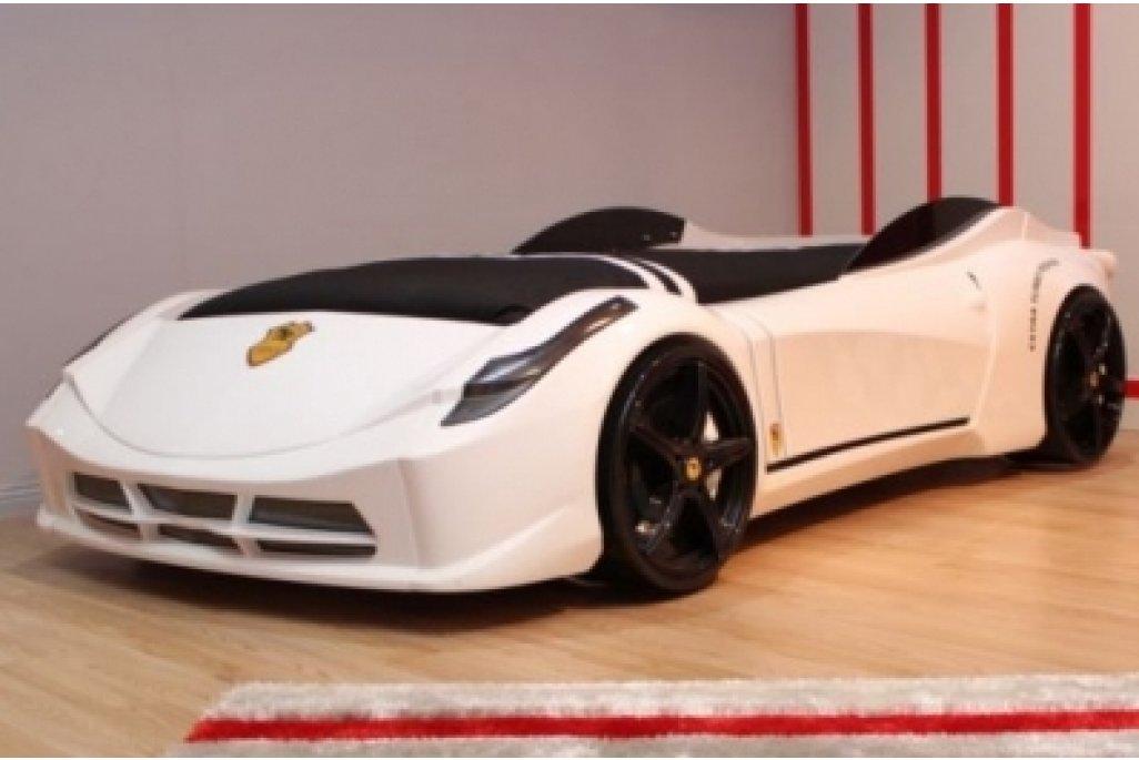 Ferrari Arabalı Yatak
