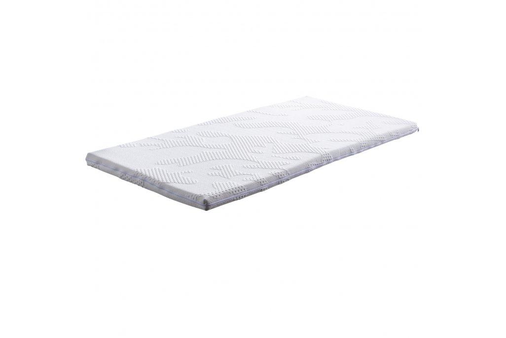 Yatak Pedi, Visco Süngerli Fermuarlı Ortopedik Yatak Pedi