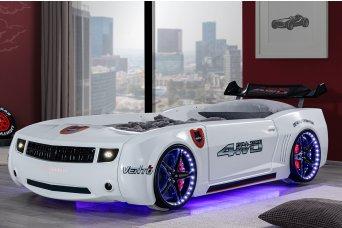 Camaro Arabalı Yatak Full Ledli Rüzgarlıklı