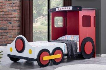 Express Tren Çocuk Karyolası