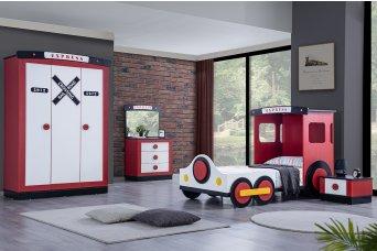 Express Tren Çocuk Odası Takımı