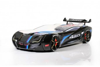 Mercedes Siyah Arabalı Yatak