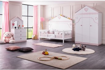Rosa Montessori Çocuk Odası Takımı