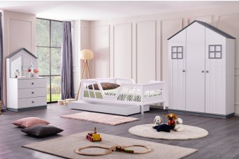 Viva Montessori Çocuk Odası Takımı
